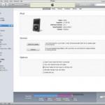 iTunesが突然英語表記になってしまった
