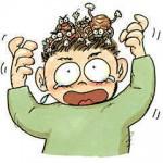 髪の毛にシラミが発生!どうしたら良い?駆除後の予防法は?